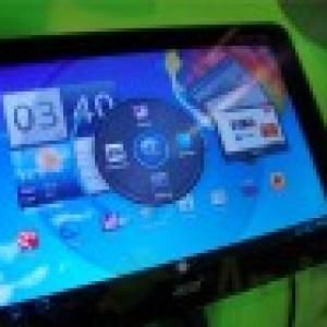 MWC 2012 : Prise en main de l'Acer Iconia Tab A510