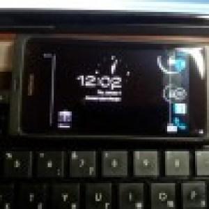 Portage d'Ice Cream Sandwich en cours sur le Nokia N9