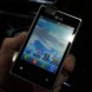 MWC 2012 : Prise en main du LG Optimus L3