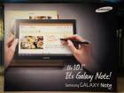 Samsung Galaxy Note 10.1, c'est quasi-officiel !
