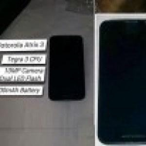 Un concept du Motorola Atrix 3 dévoilé