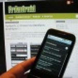HTC Dream : le bootloader est déverrouillé !