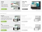 Les licences Unity 3D Basic Android et iOS disponibles gratuitement jusqu'au 8 avril 2012