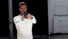 David Beckham fait la promotion du Galaxy Note