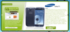 Votez pour FrAndroid à la JournéeDuGeek, notre sélection : le Samsung Galaxy S3