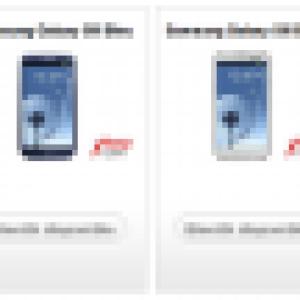 Samsung Galaxy S3 : Chez Free Mobile, B&YOU et Sosh !