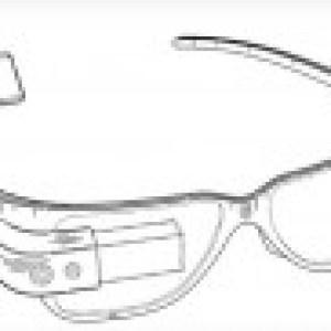 Project Glass : Google dépose trois brevets !