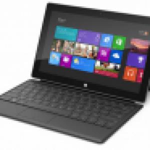 Microsoft Surface, une tablette «coup de ruse» ?