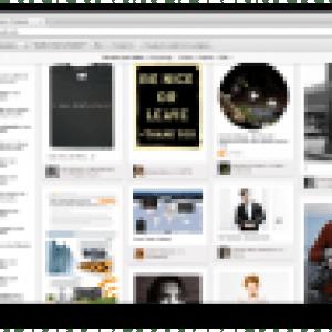Pinterest bientôt sur Android ?