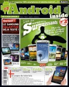 Le magazine Android Inside 3 est disponible