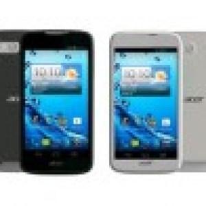 Liquid Gallant Duo, un smartphone Dual-SIM costaud chez Acer