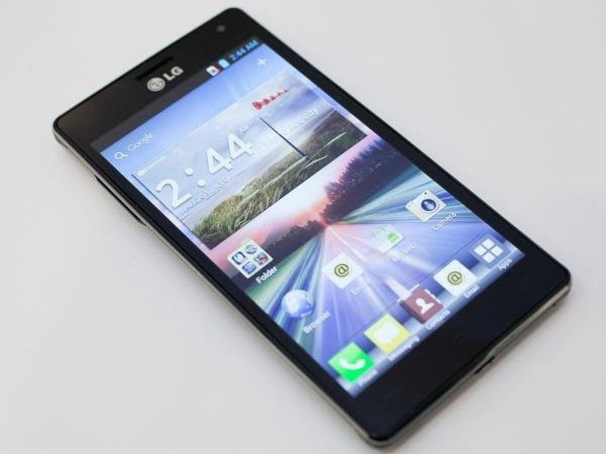 Test du LG Optimus 4X HD (P880)