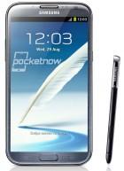 Les photos et spécifications du Samsung Galaxy Note 2 dévoilées avant même son annonce !