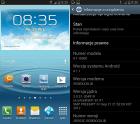 Le déploiement de la mise à jour vers Jelly Bean vient de commencer sur le Samsung Galaxy S3