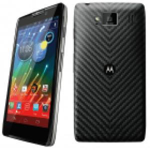 Motorola annonce trois nouveaux smartphones : les RAZR HD, RAZR MAXX HD et RAZR M