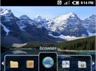 Un début de présentation d'Android