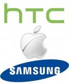 HTC et Samsung veulent faire interdire l'iPhone 5