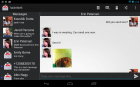 TabletSMS : envoyez et recevez des SMS et MMS depuis votre tablette