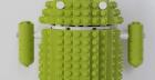 L'histoire du bugdroid en LEGO