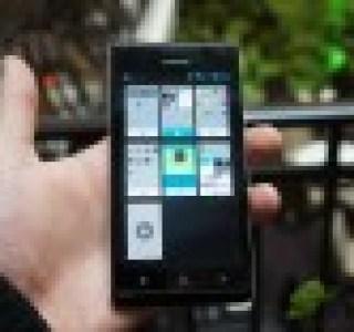 Prise en main du Huawei Ascend P1