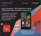 Rumeurs : Nexus 7 en 32 Go, de plus en plus de preuves