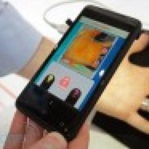 KDDI propose le déverrouillage par reconnaissance de la paume de la main