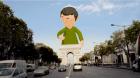 Galaxy Note 2 : une campagne française « Safari Imaginaire »