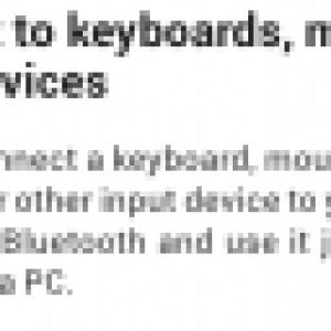 Nexus 4 : Avec ou sans compatibilité USB-OTG ?