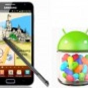 Galaxy Note : les nouveautés de la mise à jour 4.1.2 Jelly Bean en vidéo