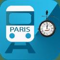 Horaires Me, l'application de référence pour les horaires des transports en commun parisiens, sous Android