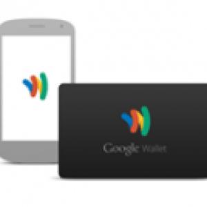 Une carte de crédit (physique) Google Wallet