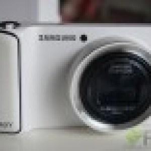 Test de la Samsung Galaxy Camera