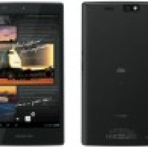 Aquos Pad : une tablette à écran IGZO