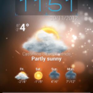 Beautiful Widgets, la version 5.0 est disponible sur Google Play