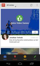 Google+ : dix-huit nouvelles fonctionnalités, dont l'arrivée des communautés