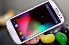 Une vidéo officielle d'Android 4.1.2 sur le Galaxy S III