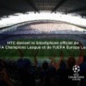HTC conclut un partenariat de trois ans avec l'UEFA