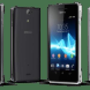 Le guide de l'utilisateur du Sony Xperia V est en ligne