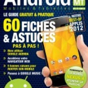 A gagner : 1 an d'abonnement à Android MT ainsi que 10 exemplaires du n°9 à paraître en Février