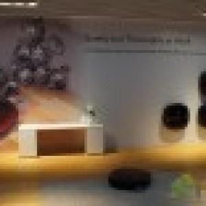 CES 2013 : Découverte du LG Hom-Bot, un aspirateur intelligent