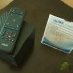 CES 2013 : Prise en main de l'Asus Qube sous Google TV