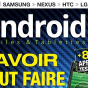 Sortie du n°9 du magazine Android MT