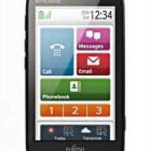 Fujitsu Stylistic S01, un smartphone destiné aux séniors qui sortira en juin chez Orange