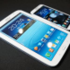 Prise en main de la tablette Samsung Galaxy Note 8.0
