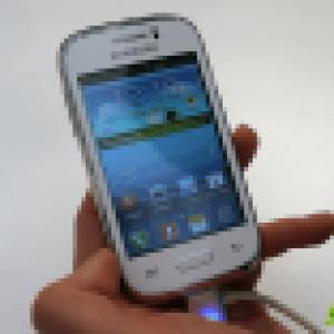 Prise en main du Samsung Galaxy Young : le meilleur du pire
