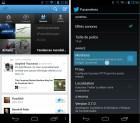 Twitter, la version 3.7 est disponible sur Google Play