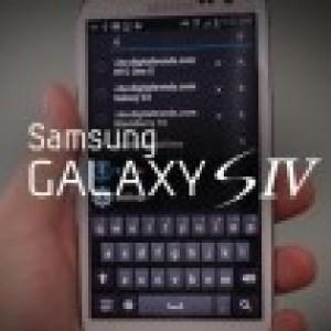 Galaxy S4 : les dernières rumeurs, ses fonctionnalités, son design et sa technologie d'écran