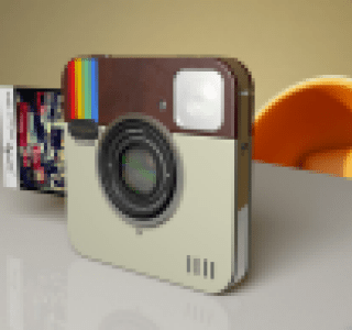 Polaroid Socialmatic Camera : le premier appareil Instagram sous Android