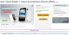 Acer Cloud Mobile, le smartphone est disponible à 229 euros chez Expansys