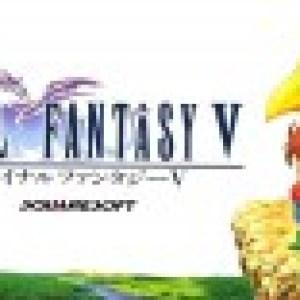 Final Fantasy V : des premières images !